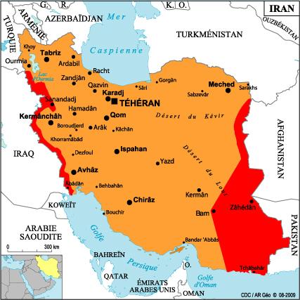 Périple en Iran : impressions contrastées d'un étrange pays 3