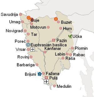 Pula ; la fierté de l'Istrie ; un patrimoine antique d'exception 3