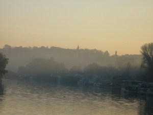 Arkabarka Floating Hostel ; une auberge flottante sur le Danube à Belgrade 1