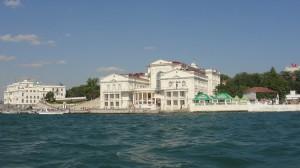 Sebastopol - Le quai