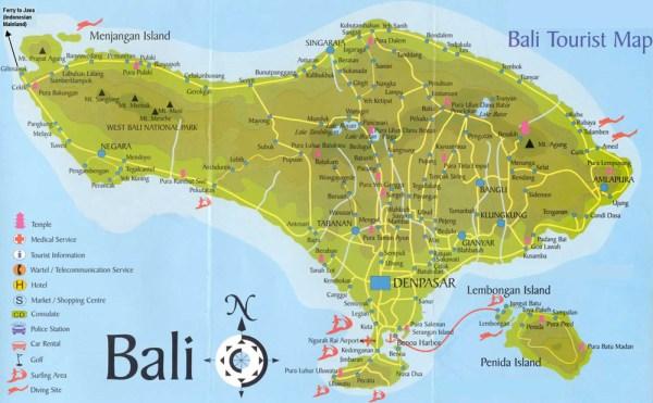 Vacances à Bali : des temples, des volcans, des paysages magnifiques 3