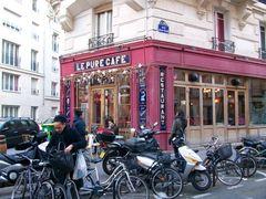 Le Pure Café : un bistro à l'ancienne! (Restaurant Paris 11) 1