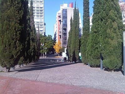 Voyage Argentine : Rosario, le berceau du drapeau national 8