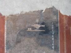 Un oiseau - mosaïque de Pompei