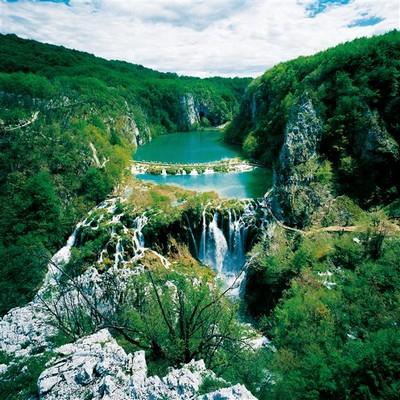 parc de plitvice croatie