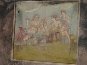 Peintures à Pompéi