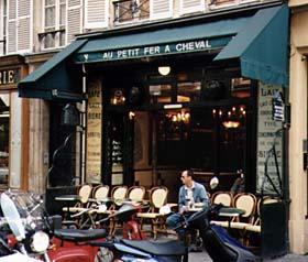 Au Petit fer à cheval (Restaurant Paris 4) 1