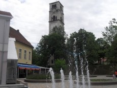 bihac eglise fontaine