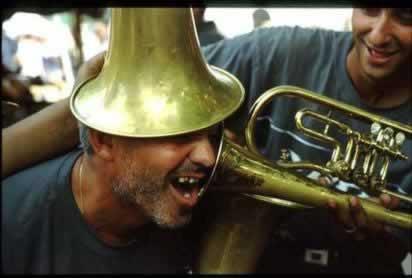 Guca - Gucha Festival des fanfares musique des Balkans