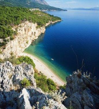 dalmatie mer adriatique croatie