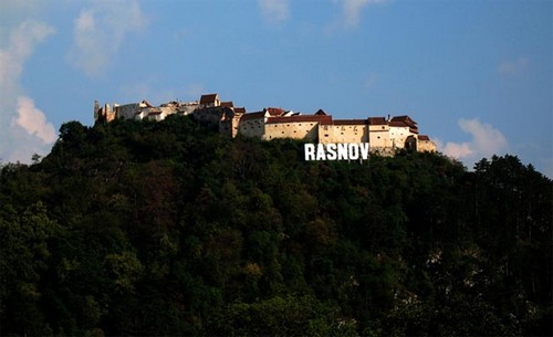 Château de Rasnov près de Brasov (Tourisme Transylvanie, Roumanie) 1