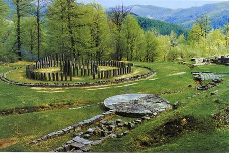 Sarmizegetusa, ancienne capitale de la Dacie (Tourisme Roumanie Unesco) 1