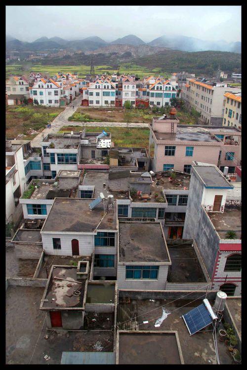 Voyage Chine - Shillin : Au-delà de la forêt de pierre, au-delà de l'orient… l'occident 1