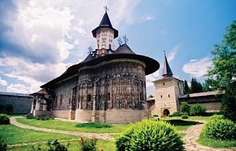 Sucevita, monastère de Bucovine classé au patrimoine mondial de l'UNESCO 1
