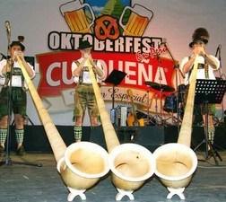 Oktoberfest instruments