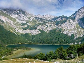 Mont Maglic (Bosnie)