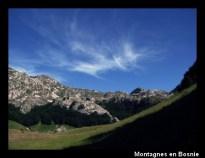 montagne bosnie