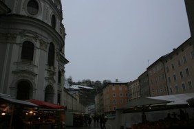 salzbourg marche ville
