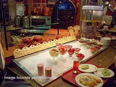 Restaurant Lido Riga : cuisine lettone, produits frais et petits prix 4