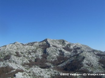 Massif Biokovo - parc naturel de Croatie (Makarska)