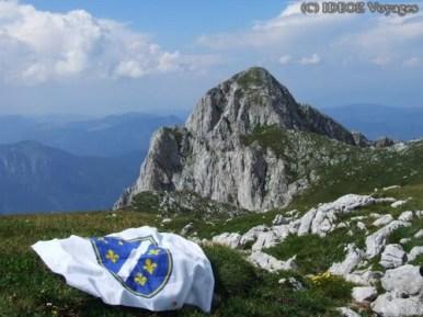 Bosnie montagne