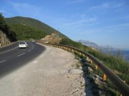 Route de Budva
