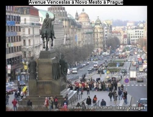 avenue place venceslas prague