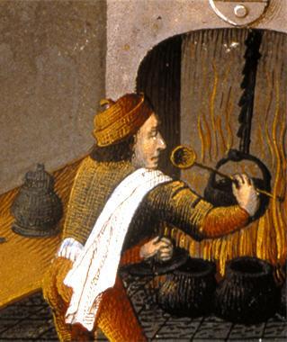 brouet de cannelle cuisine médiévale