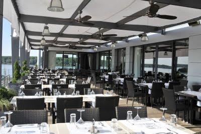 dorcol restaurant novak salle belgrade