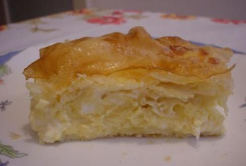 guibanica recette serbe