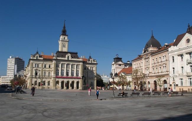 Novi Sad Voïvidine (Serbie)