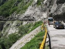 route de la Moraca