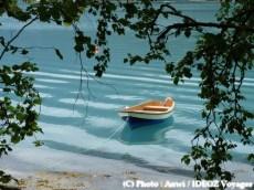 Barque en Norvege