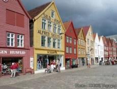Norvege village