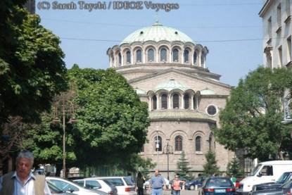 Sofia Bulgarie - mosquée Bania Bachi
