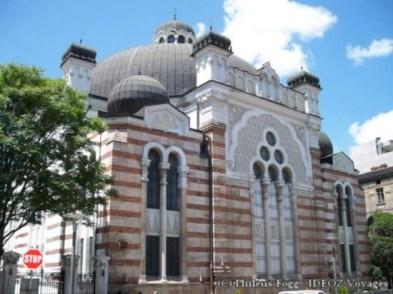 Synagogue Sofia Bulgarie