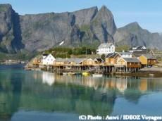 Village en Norvège