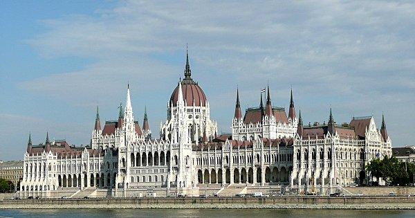 Parlement de Budapest (Hongrie)