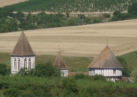 Chitry le Fort (Bourgogne route des vins)
