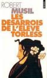Les désarrois de l'élève Törless de Robert Musil (Litterature autrichienne) 1