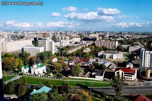minsk bielorussie capitale