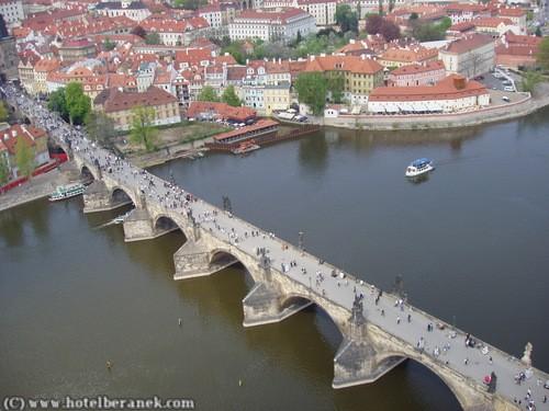 pont charles prague karluv most praha cz