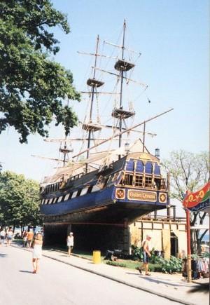 varna bateau