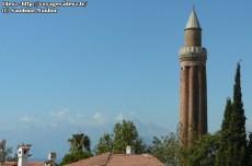 Antalya - Minaret Yivli
