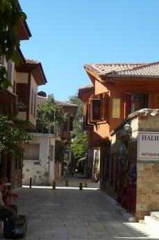 Antalya Rue
