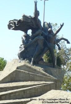 Antalya - Statue