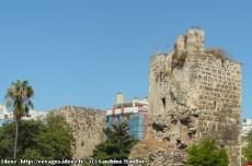 Antalya - Vestiges archéologiques