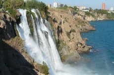 Antalya - cascade Duden