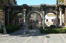 Antalya - porte d'Hadrien