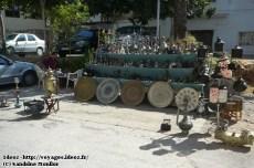 Antalya - vendeur d'artisanat